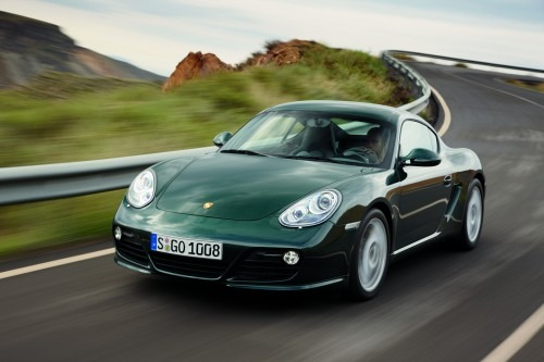 Why the Porsche Cayman is so good