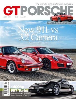 GT Porsche magazine, April 2016