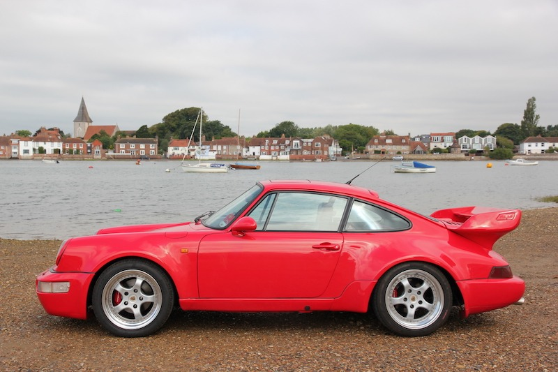 Read more about the article Should you buy a written-off Porsche?