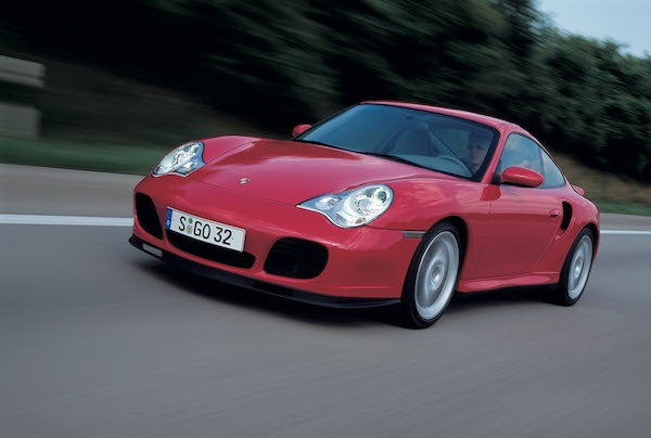 Porsche 996 Turbo first drive