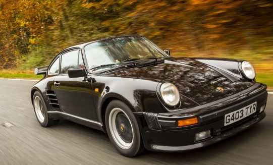Porsche 911 Turbo LE – a slant-nose without the slant-nose