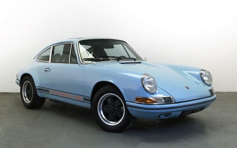 1973 Porsche 911T - Philip Raby