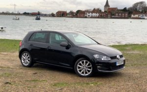 Volkswagen VW Golf TDI GT