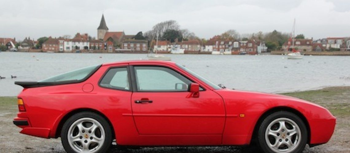 Porsche 944 S2 Buyers Guide Philip Raby Specialist Cars