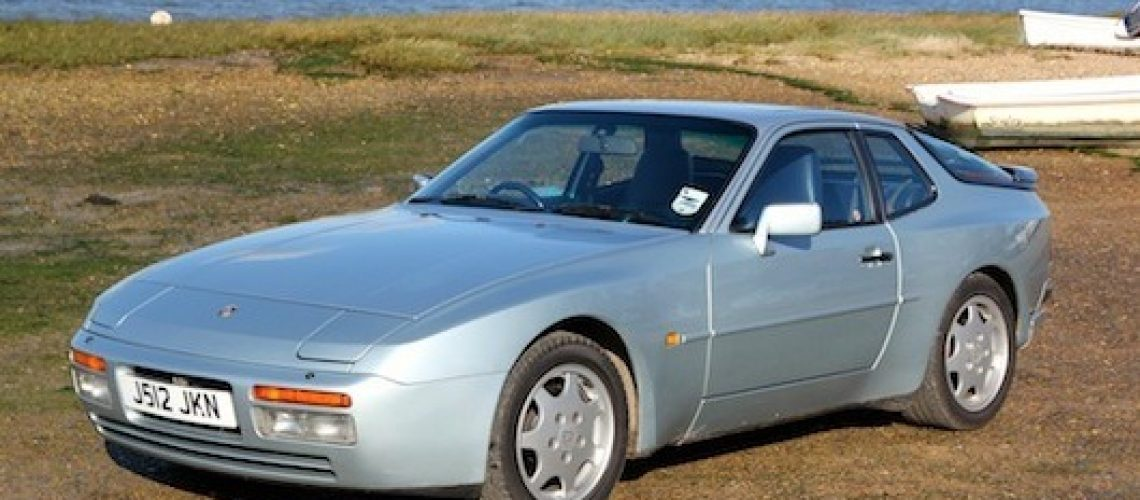 A 944 is pure eighties muscle and a very affordable classic