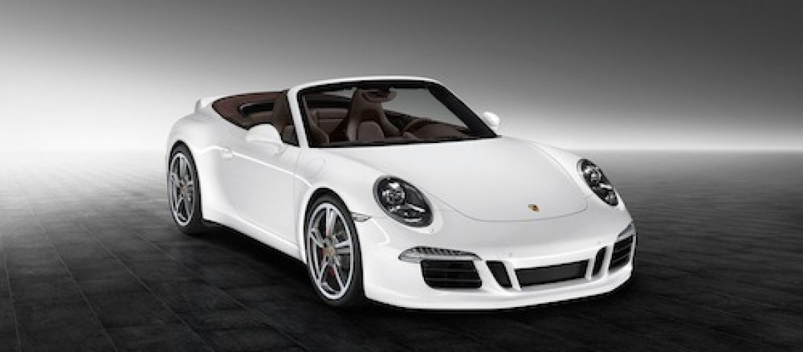 Porsche Exclusive: 911 Carrera Cabrio mit Sport Design-Paket