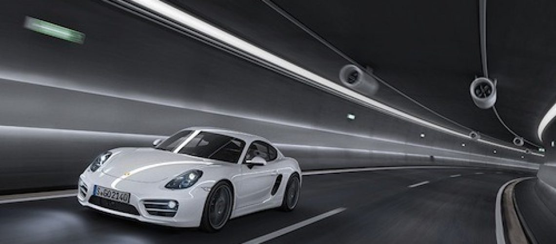 The new Cayman could well be the most fun car in Porsche's range