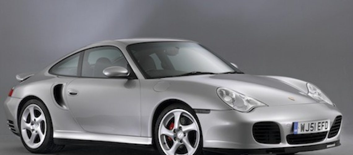 The Porsche 996 Turbo: the most practical and best value supercar out there