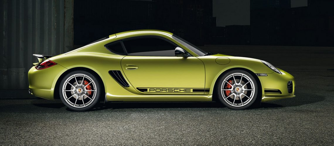 Porsche Cayman R wanted for TV shoot - Philip Raby